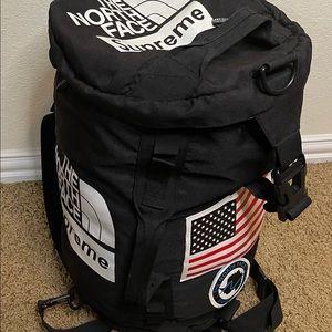 Supreme North Face Bag